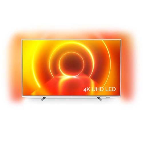 PHILIPS 50 INCH 4K UHD LED Android TV with Ambilight SKU:50PUS8506/12