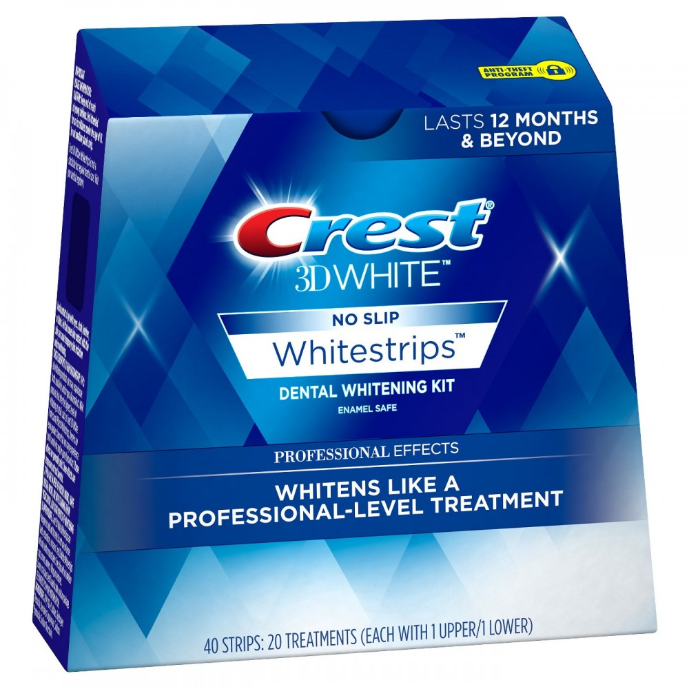 Paski wybielające Crest Whitestrips Professional Effects