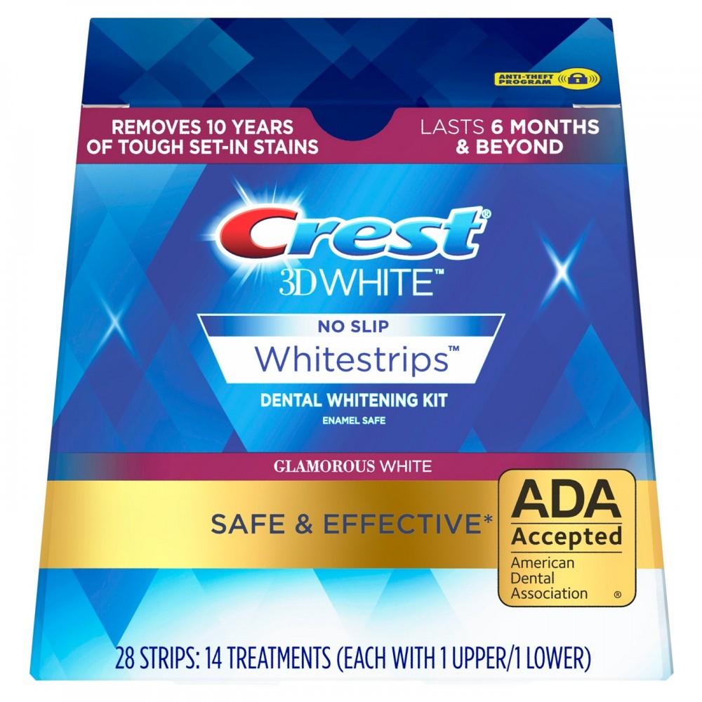 Paski wybielające Crest Whitestrips Glamorous White