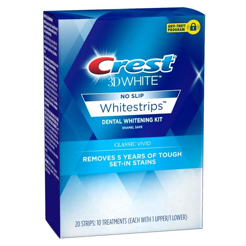 Paski wybielające Crest Whitestrips Classic Vivid