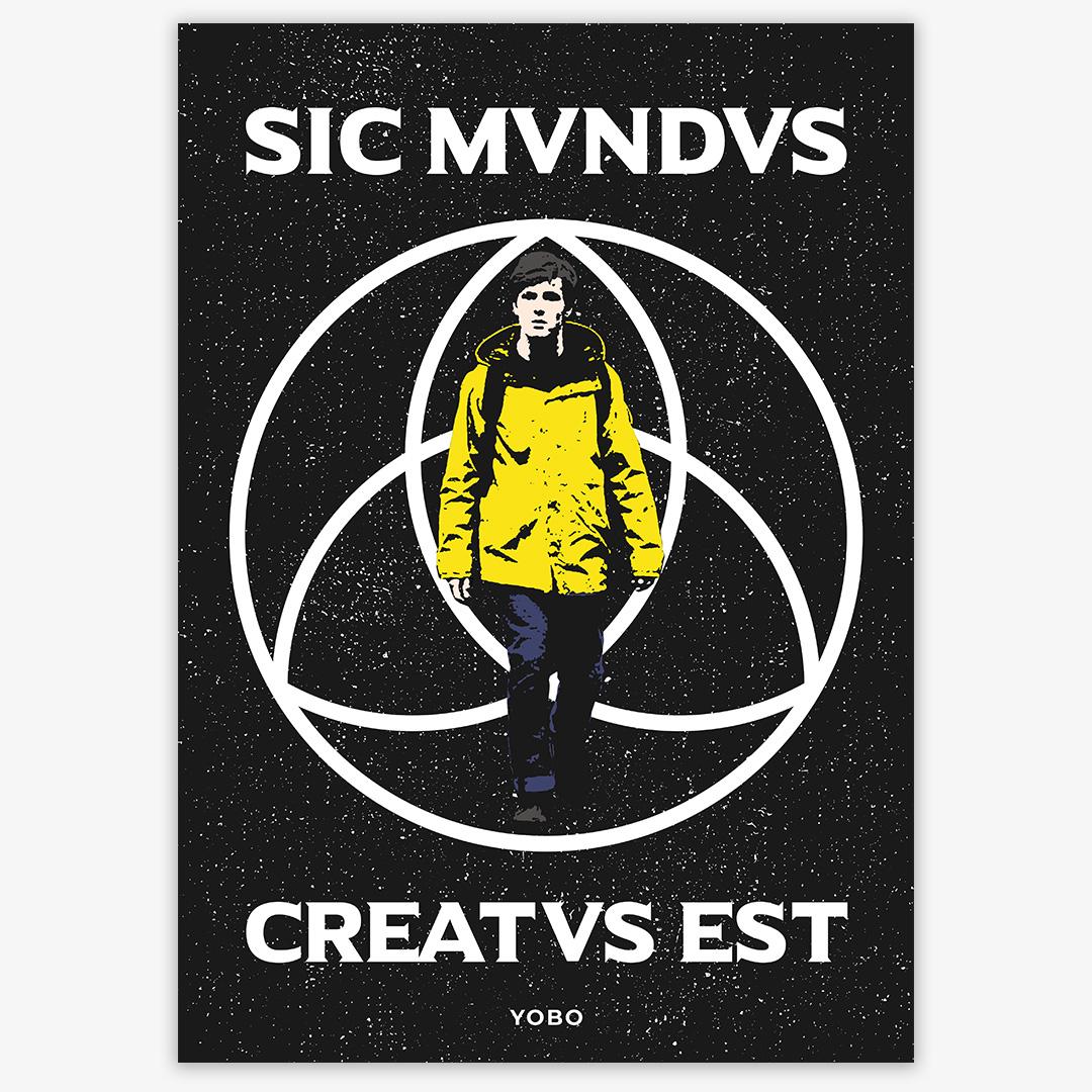 Sic Mvndvs Creatvs Est - Lámina