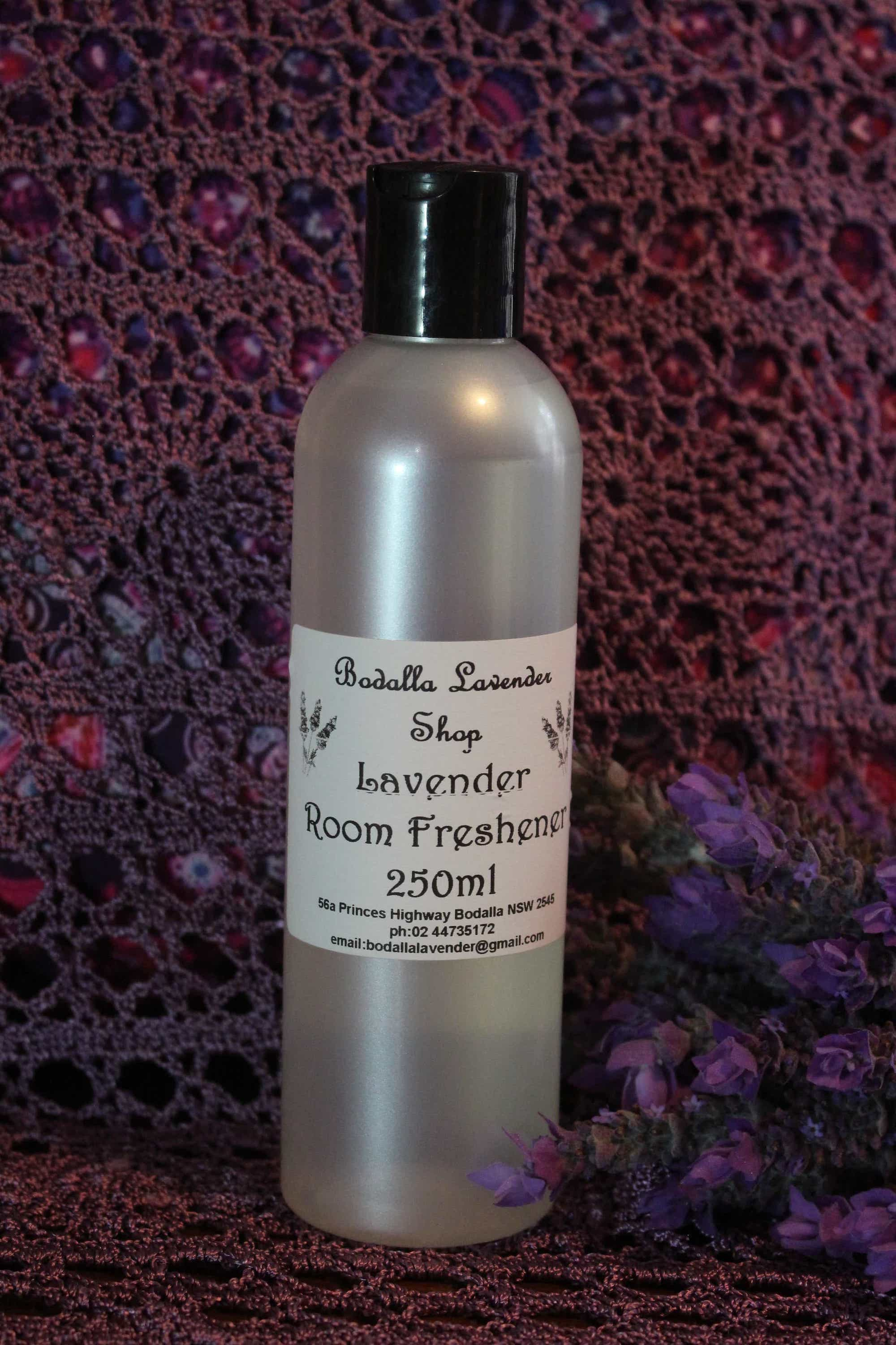 Photograph of an Lavender Room Freshener 250ml product