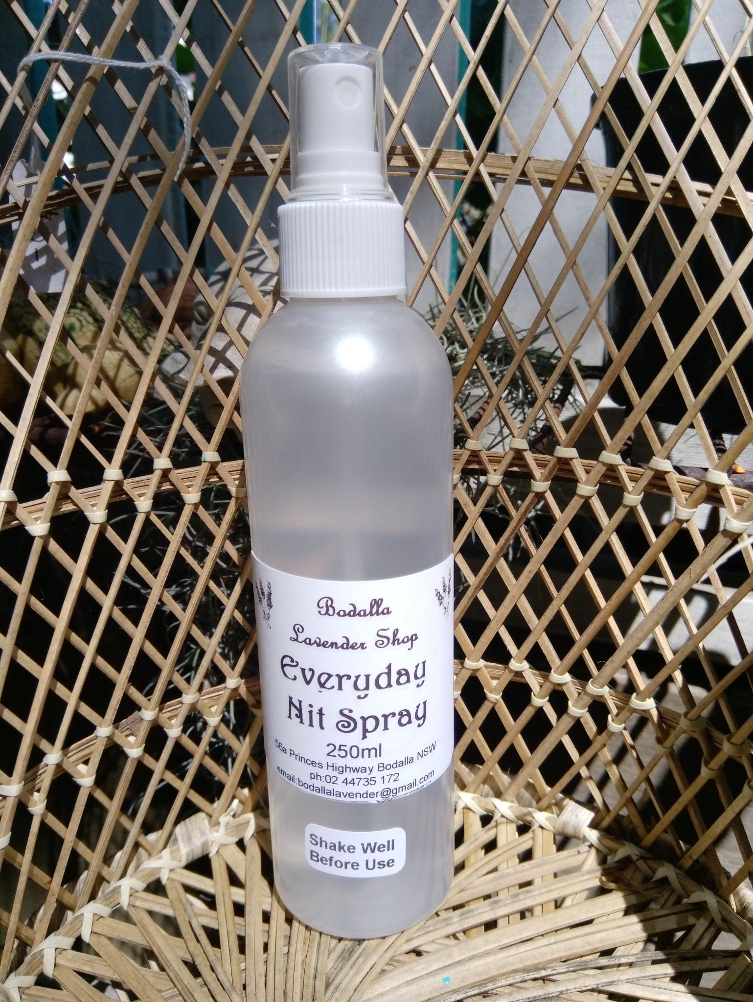 Photograph of an Every Day Nit Spray 250ml product