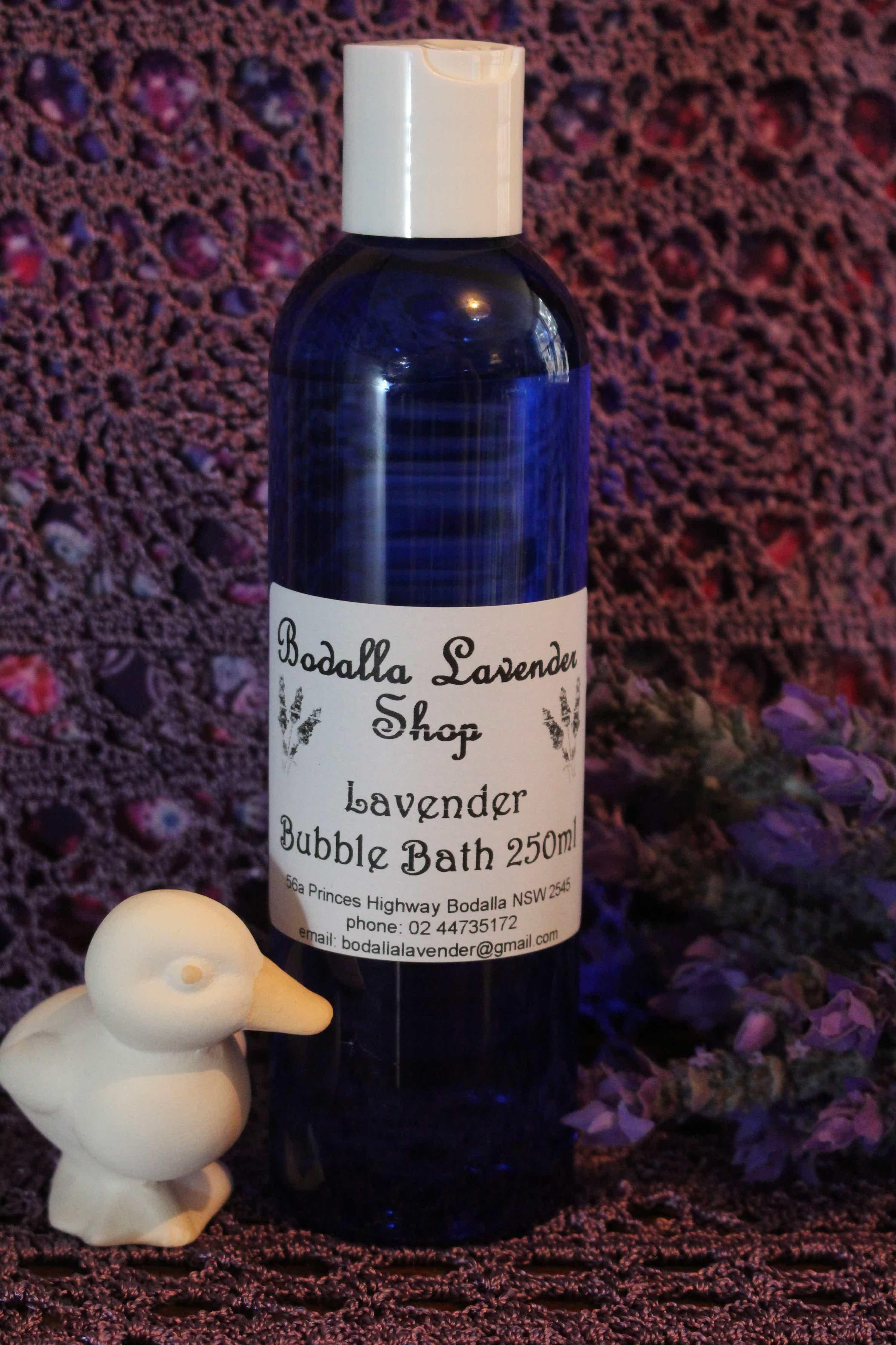 Photograph of Lavender Bubble Bath 250ml product