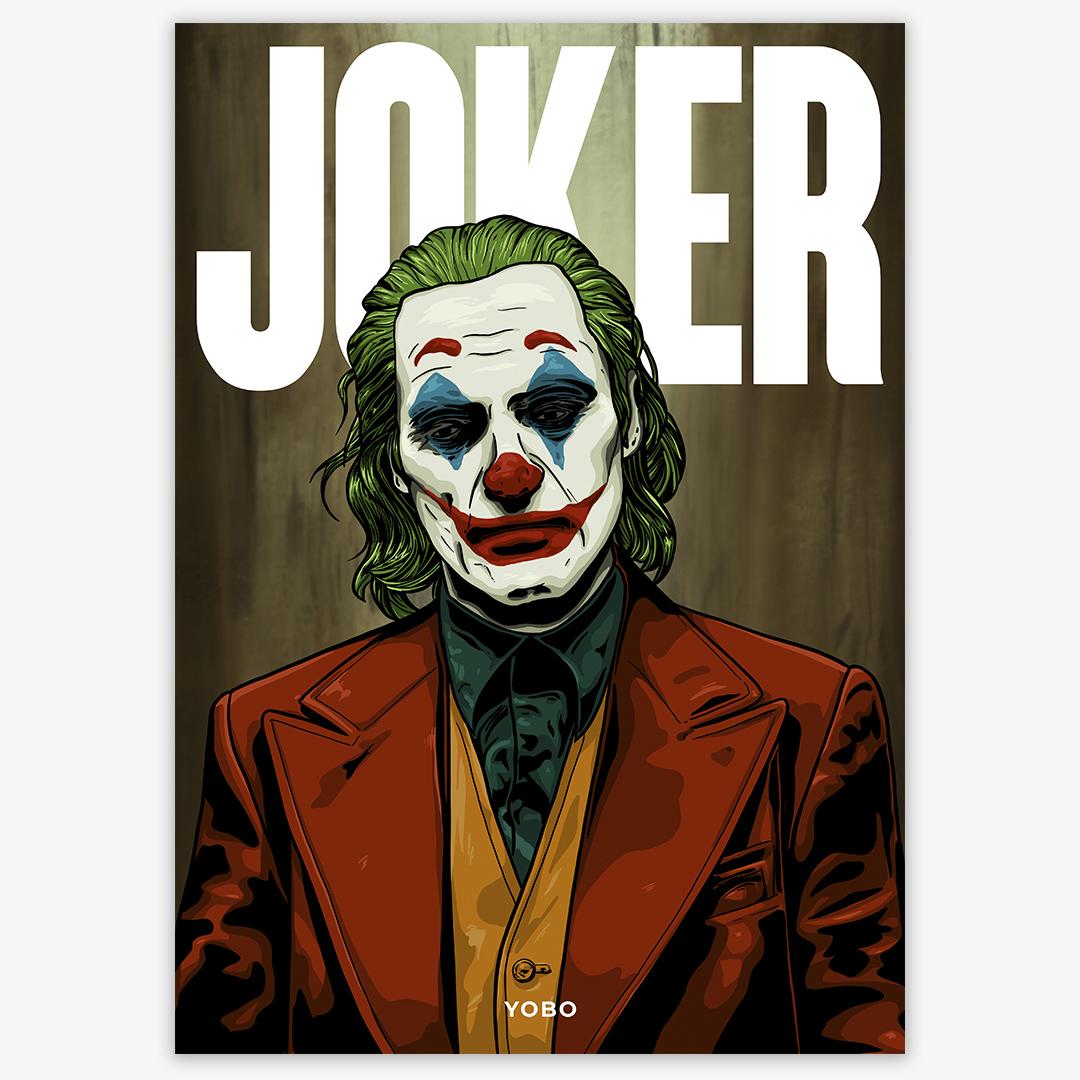 Joker - Lámina