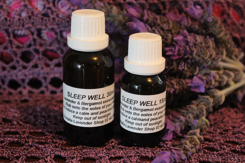 Photograph of an Sleep Well Oil 30ml product