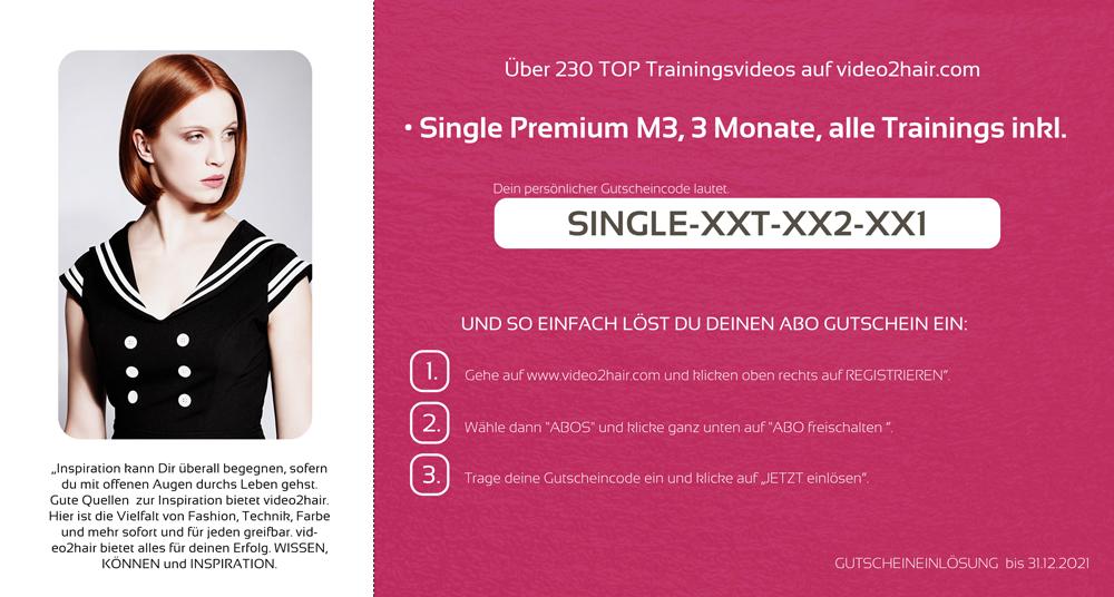"""Single Premium """"3M"""""""