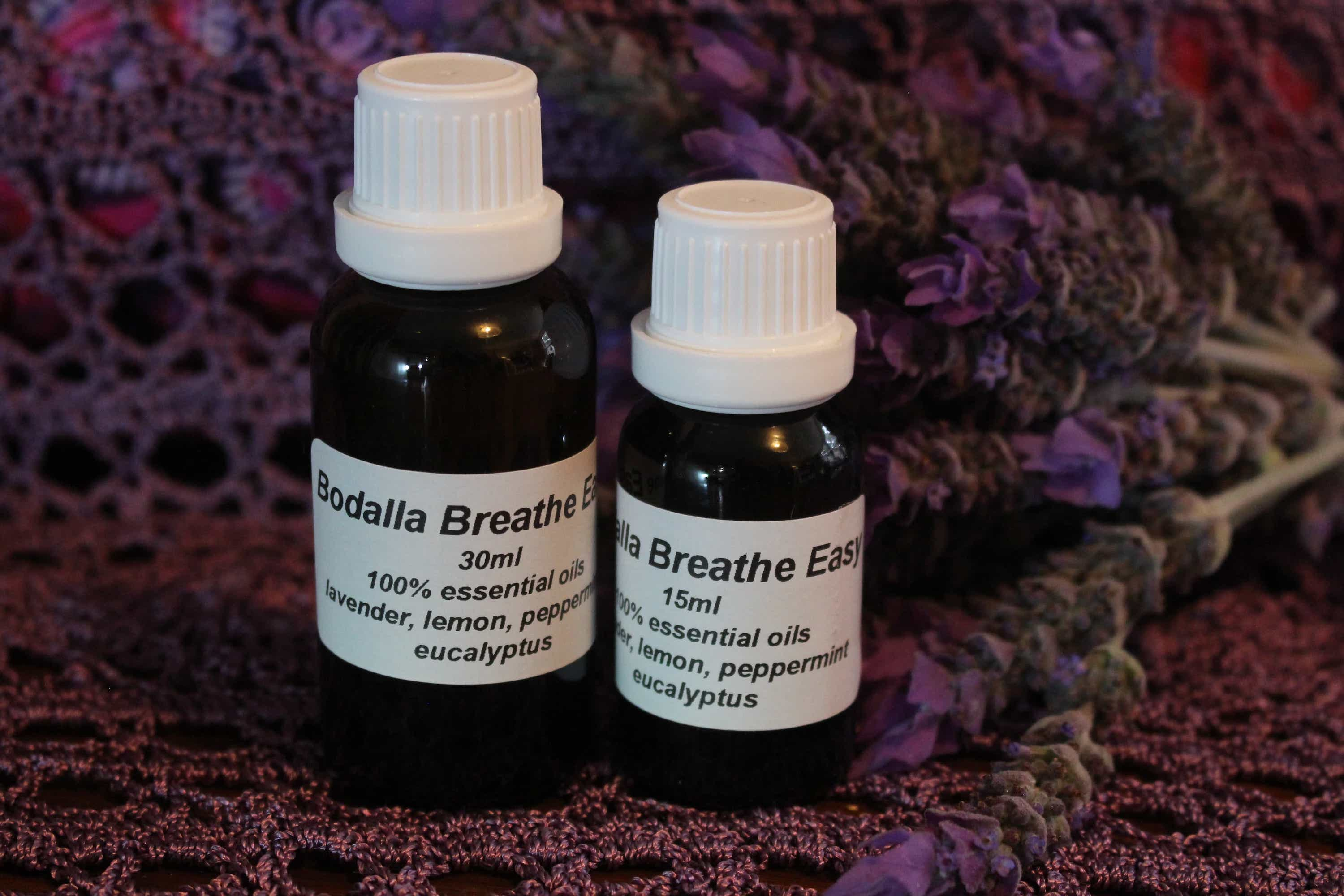 Photograph of an Bodalla Breathe Easy 15ml product