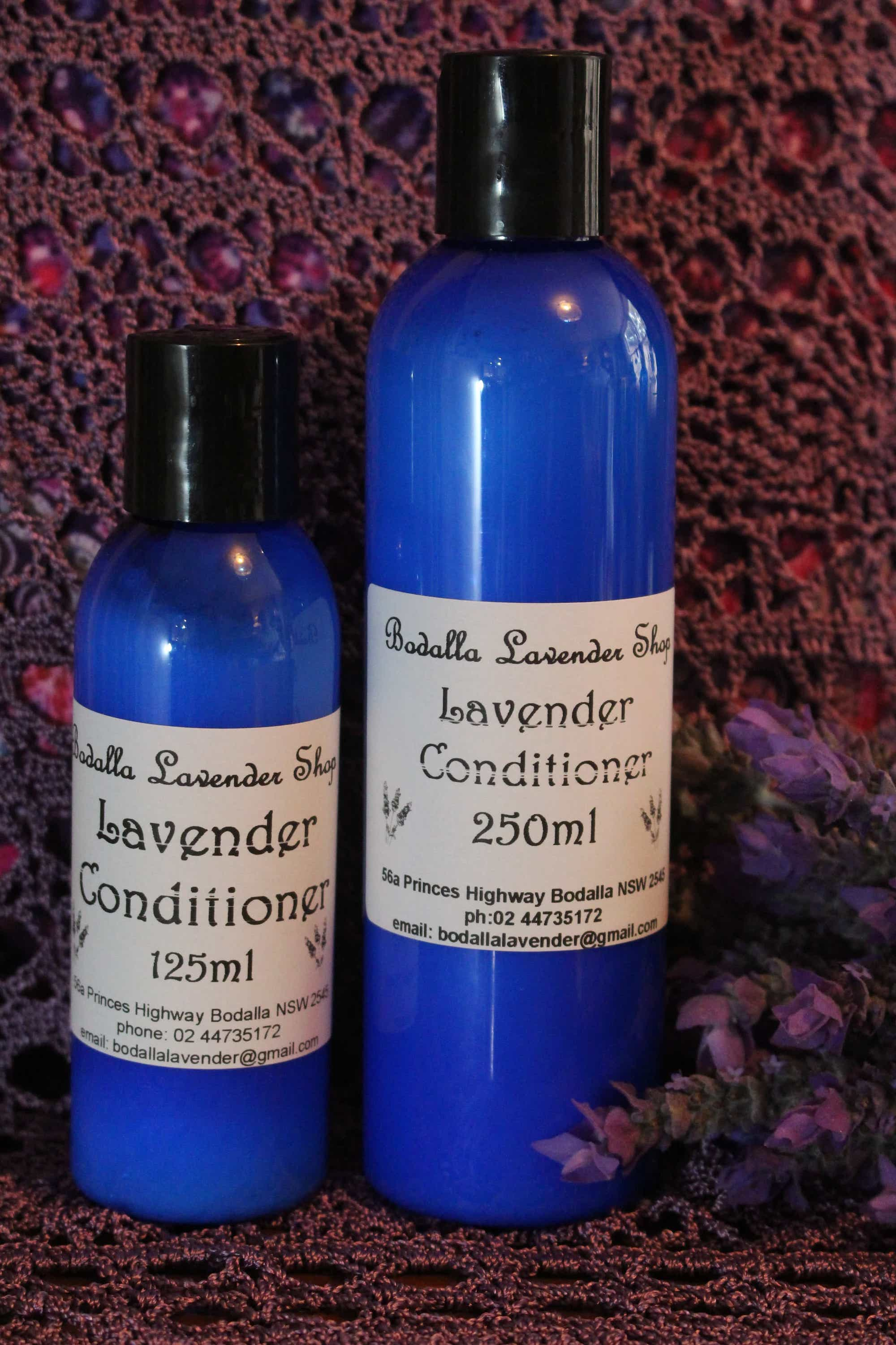Photograph of an Lavender Conditioner 125ml product